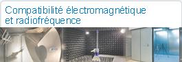 Compatibilité électromagnétique et radiofréquence